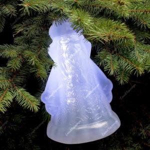 Гирлянда-игрушки для елки Дед Мороз