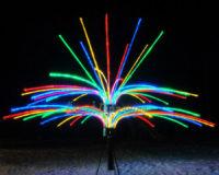 fireworks-led