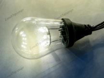 Лампа со светодиодами гирлянды Ламполайт