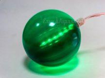 Шар зеленый арбуз
